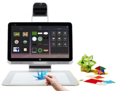 HP Sprout 3D