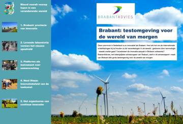 BrabantAdvies testomgeving morgen